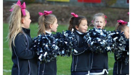 Girl Power Go Teams Up with Franklin Cheerleading!