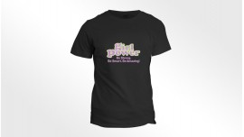 Girl Power Gildan Ultra Cotton Youth T-Shirt