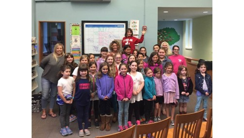 Mendon Girl Power at Taft Library  - 8 Week Elementary Program **Scroll down to see special registration note