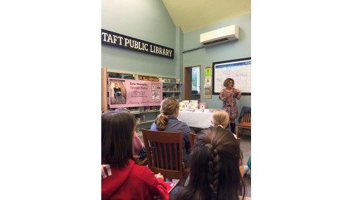 Mendon Girl Power at Taft Library  - 6 Week Middle School Program **Scroll down to see special registration note