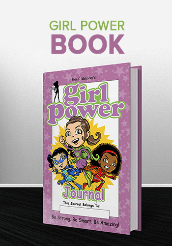 Amazon bestsellers: Girl power guidebook journal Inspiration books