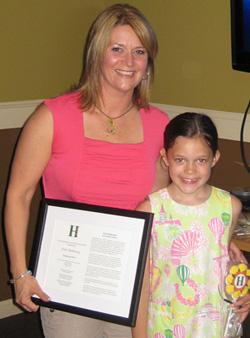 Hopkinton hero Erin Mahoney Girl Power Go founder personal fitness trainer