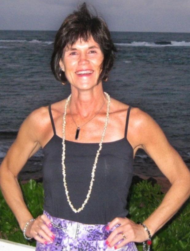Ann Masse — Certified Girl Power Go Instructor Yoga Spinning Jikiden Reiki